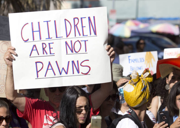 children are not pawns